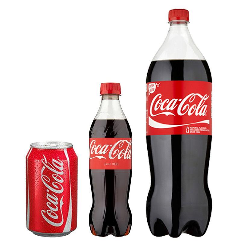 Coca Cola Classic 330ml / 500ml / 1,5L